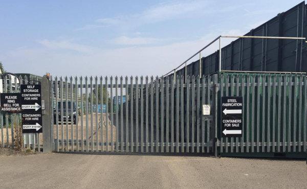 Self Storage Yard Essex M25 A127